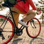 Bicicletta prostata
